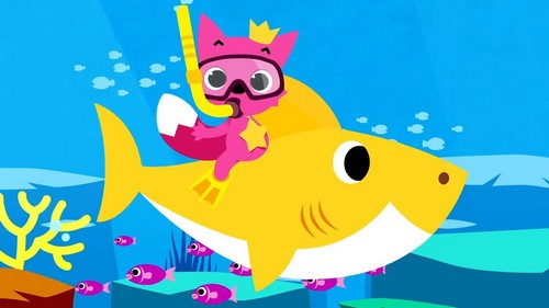 Baby Shark Has Hit the Billboard Charts. (Seriously.)