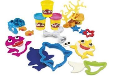 Baby Shark Play-Doh