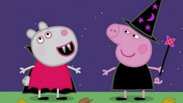US Toddlers Talking Like Peppa Pig