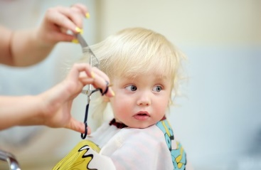 Shameless Tips for Surviving Toddler's First Haircut