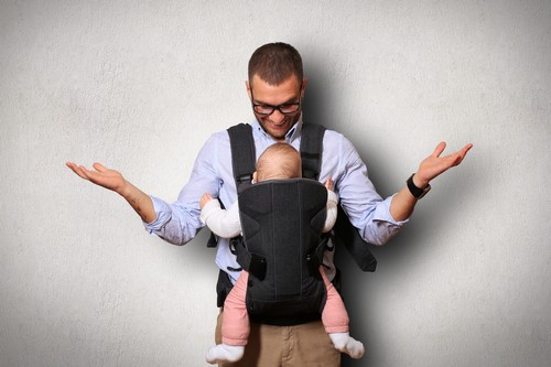 Do Baby Carriers Cause Hip Problems?