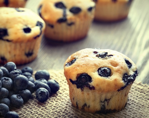 Beautiful Berry Muffins To Make With Child