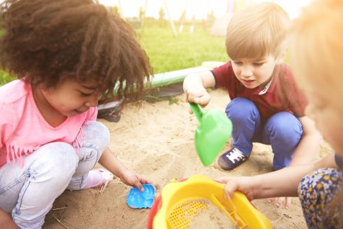 Creative outdoors play without leaving your garden