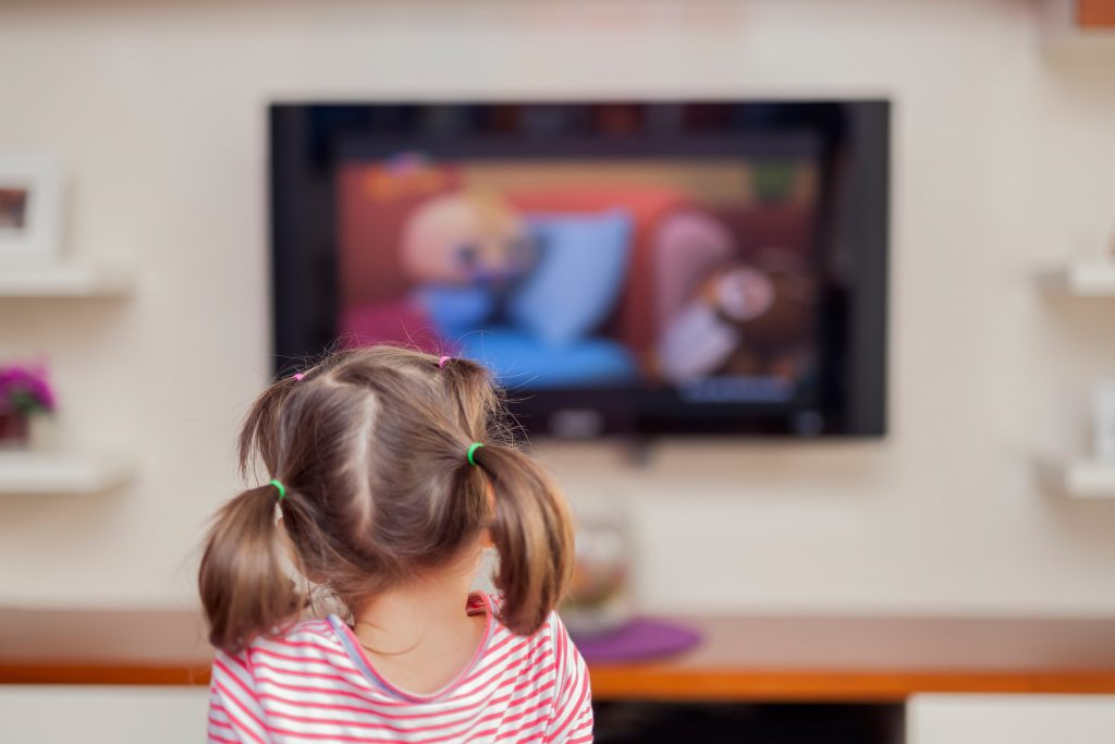 letting your kids watch tv isn't a cop out
