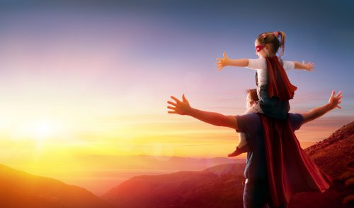 dont be a hero soothing advice for super parents