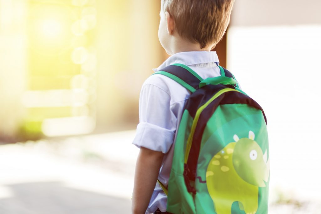Preparing Your Child (And You) For Their First Day of School