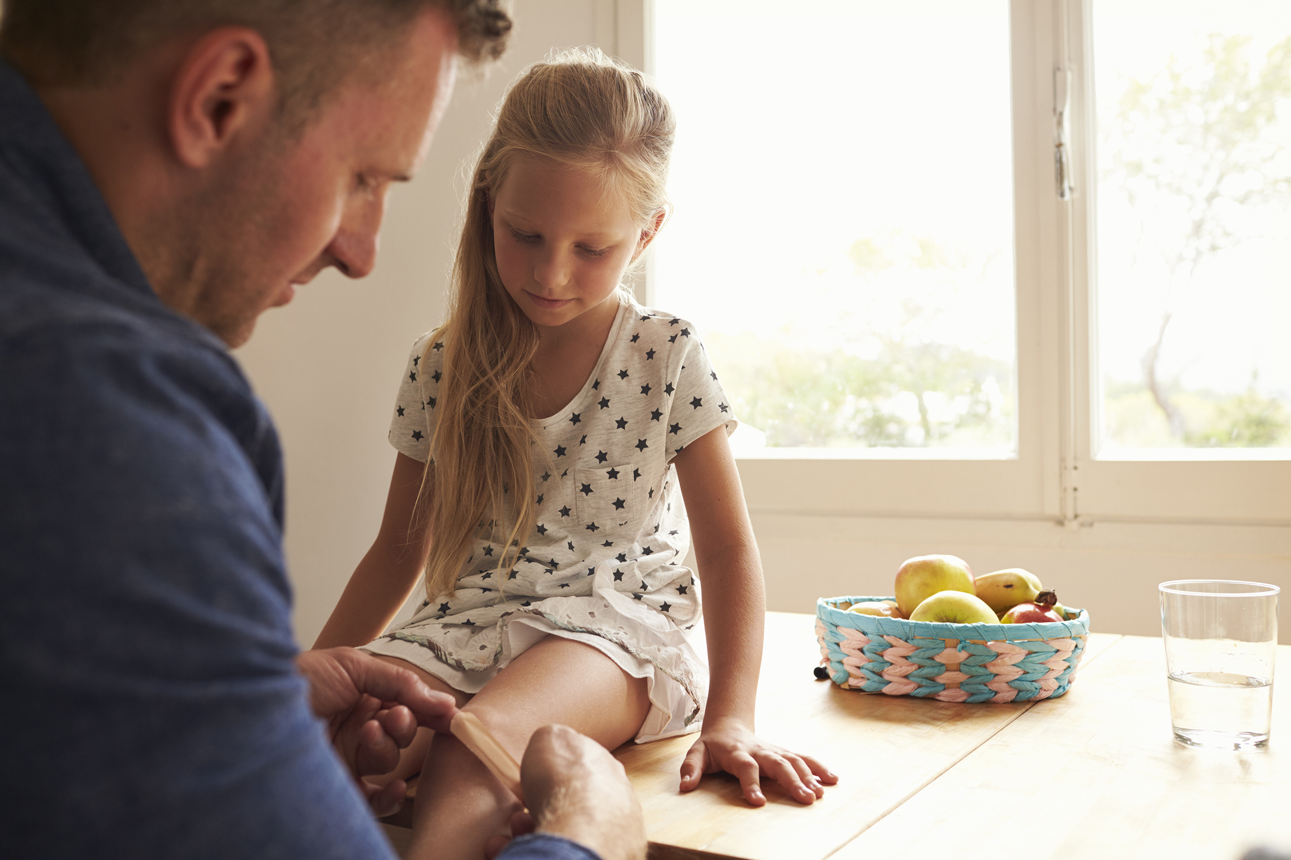 First-aid Kit Essentials For Parents
