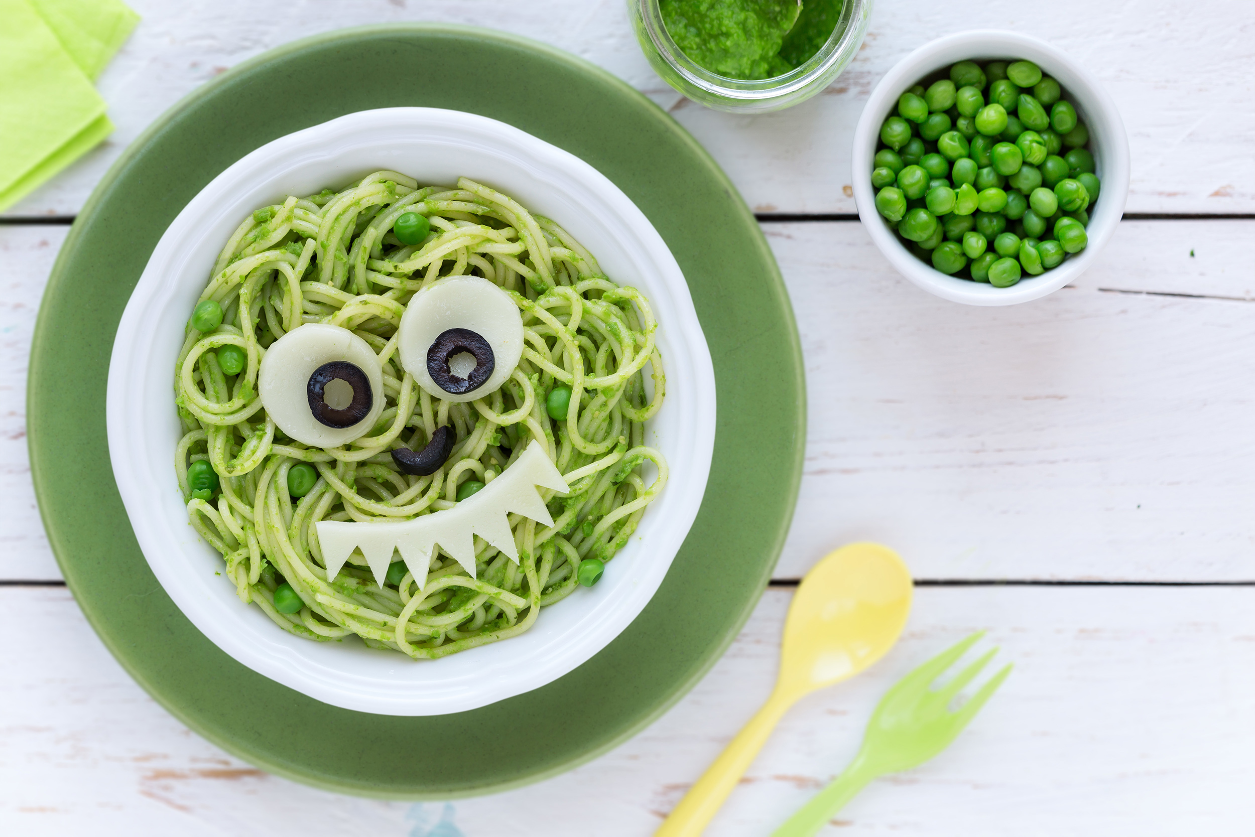 Funky Food Ideas for Fussy Children