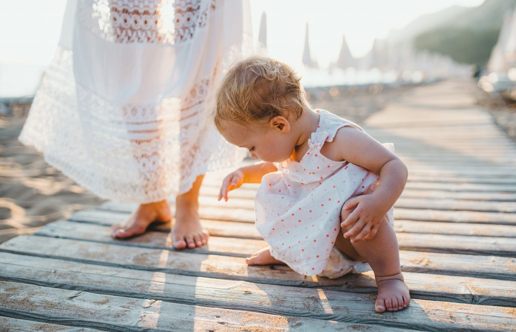 Soothing Tips for Holidaying Abroad With a Toddler