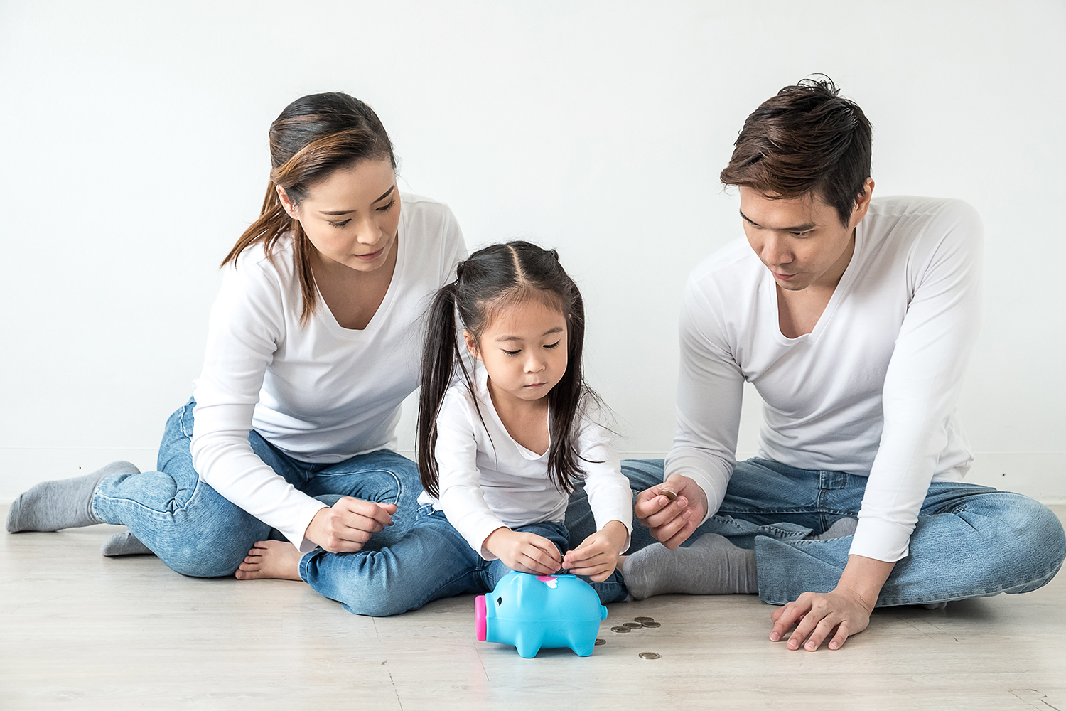 How to get your child to understand money