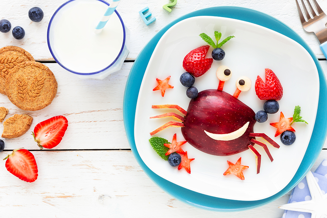 Fast and fun breakfast ideas for kids on the go!