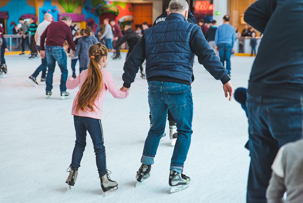 Family winter get-away ideas