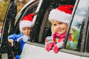 How to make long journeys with children easier