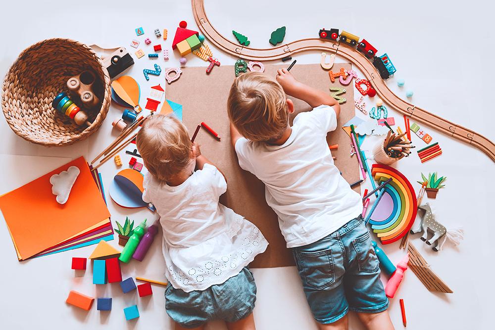 Homemade games for children