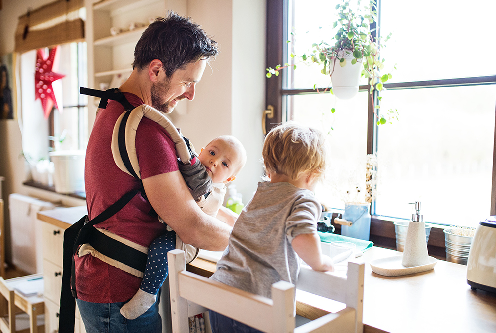 Getting your children involved with household chores