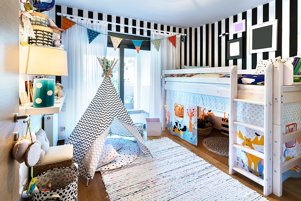 Cool ideas for kids' bedrooms