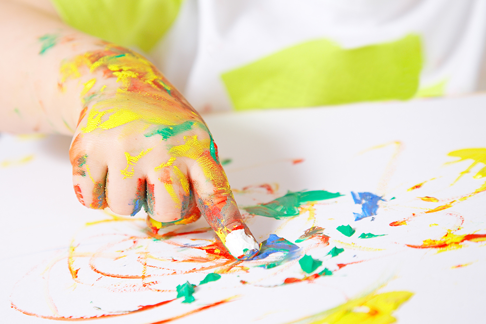 Creative painting ideas