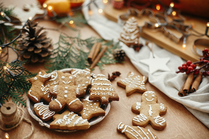 christmas themed recipes