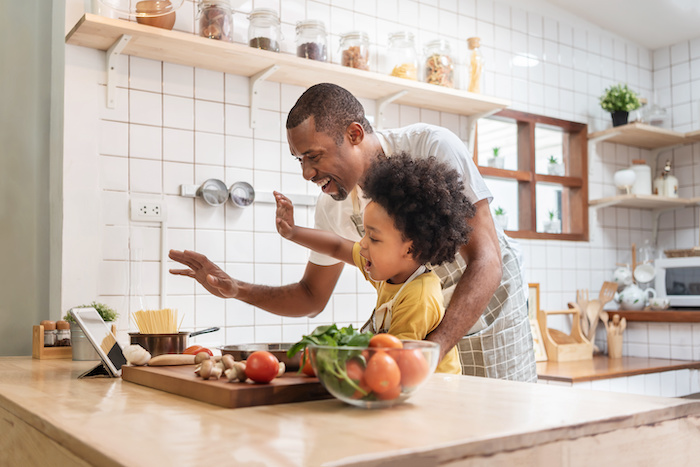 Easy recipes to get little ones involved with cooking