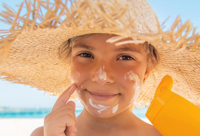 skin sun protection