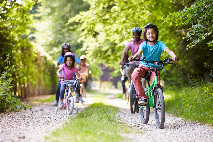 cycling for families