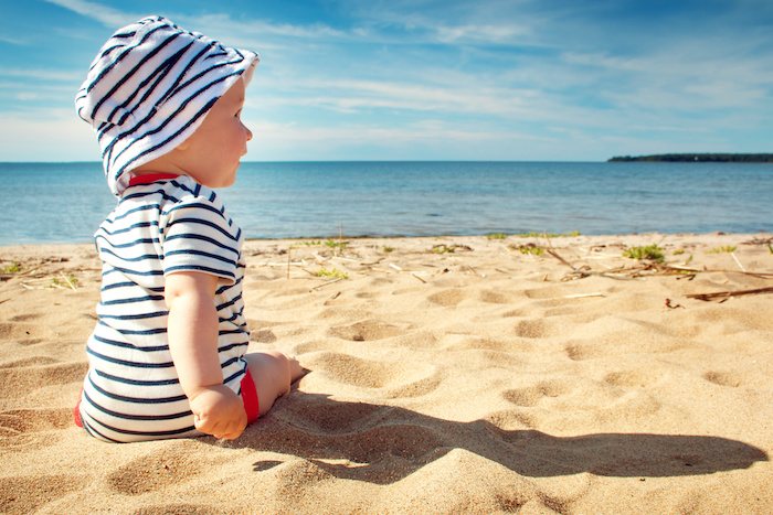How to keep your baby cool in the summer heat