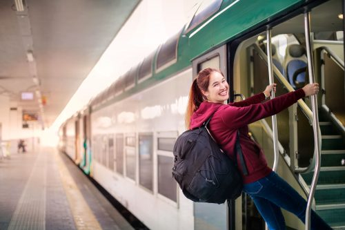 Exploring Europe through Interrail