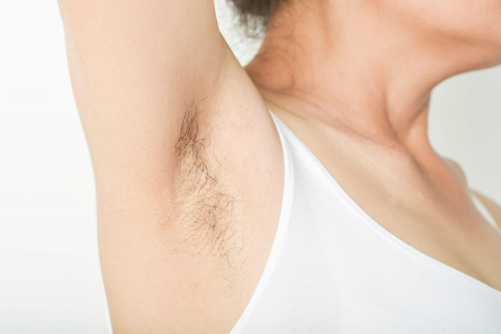 Should women shave their armpits