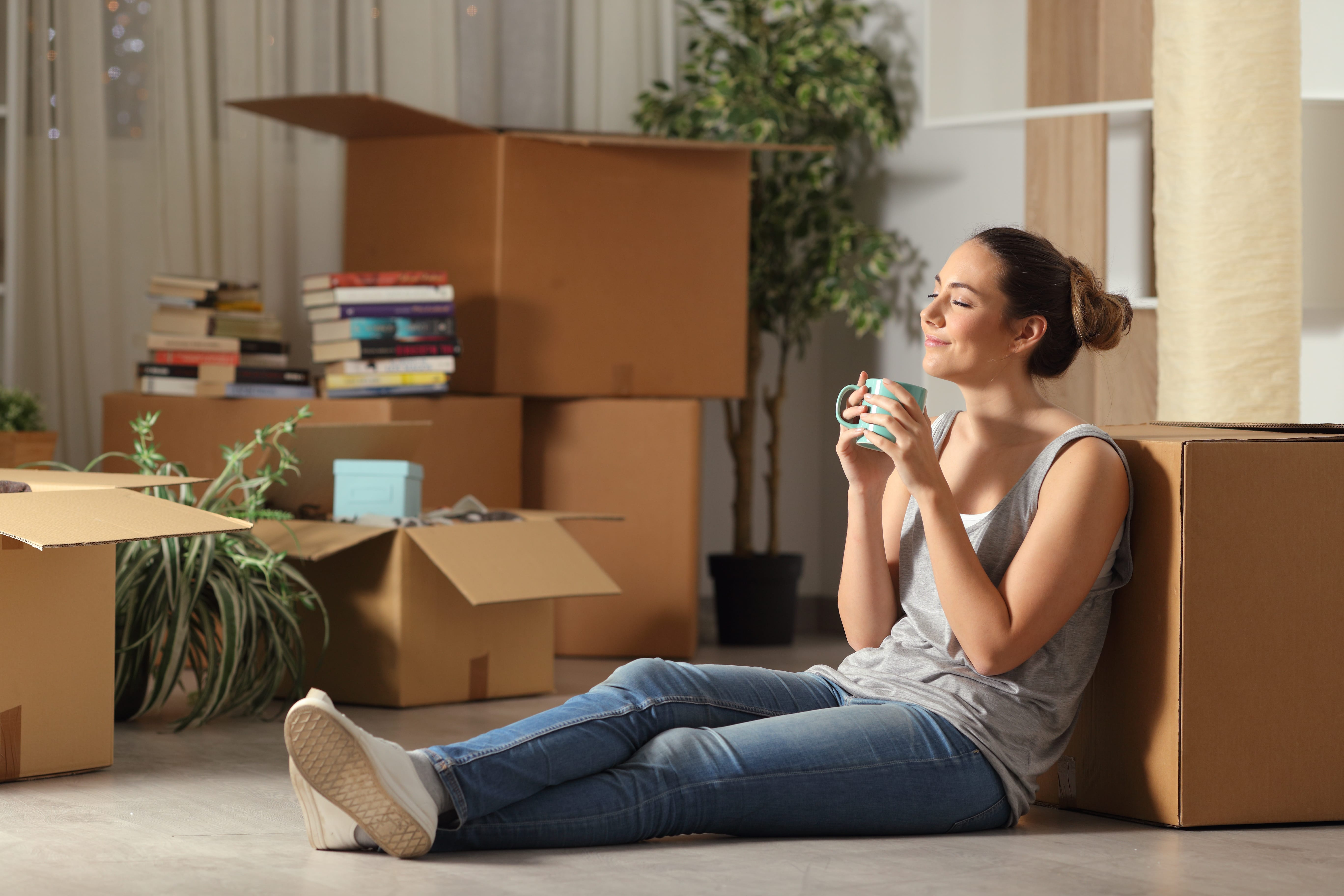 Eco-Friendly Ideas for Moving House