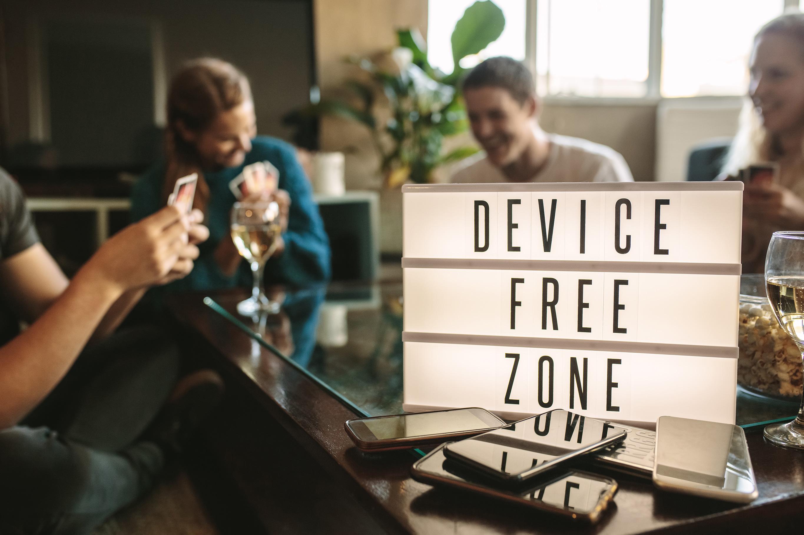 How to Digital Detox – A Few Top Tips