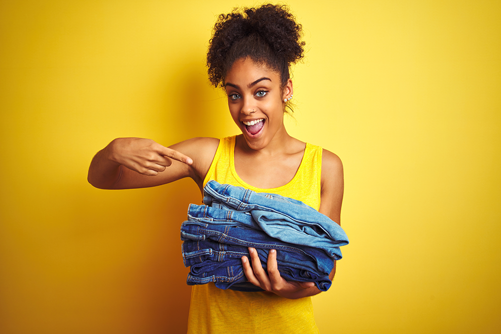 How to Have A Wardrobe Revamp…Without Breaking The Bank!