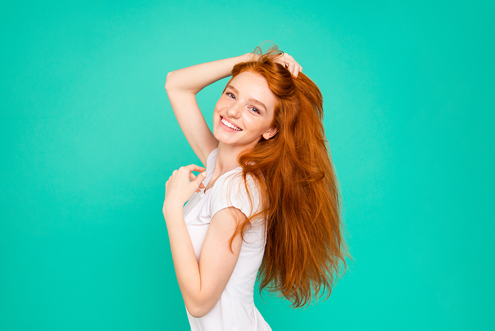 How To Easily Add Volume To Your Hair