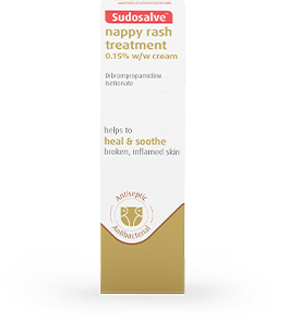 Sudosalve nappy rash treatment
