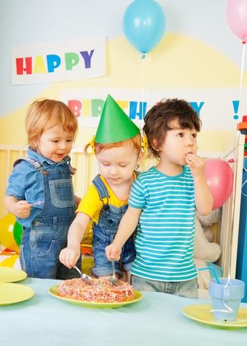 Three Year Old Birthday Party Ideas