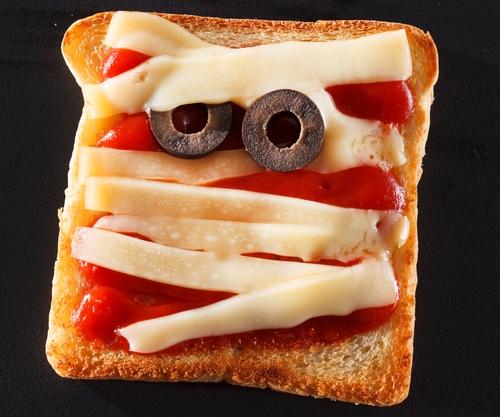 Five Top Healthy Halloween Party Snacks For Kids