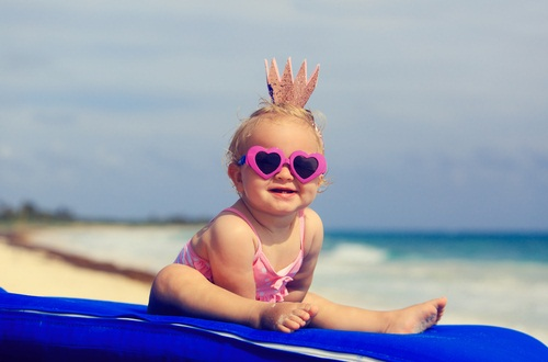 Hello, Sunshine! How to protect your baby's skin this summer