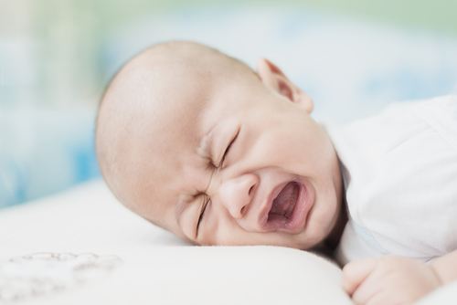 Colic: Does Your Baby Have It? | Sudocrem Blog